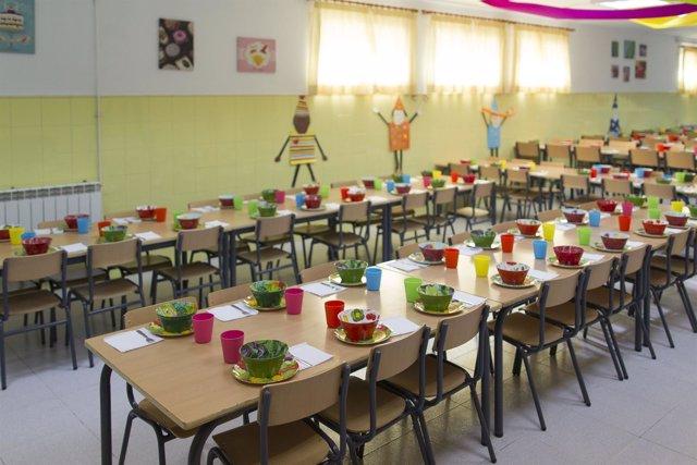 Las ayudas de comedor y material escolar se pueden solicitar del 3 al 13 de  junio