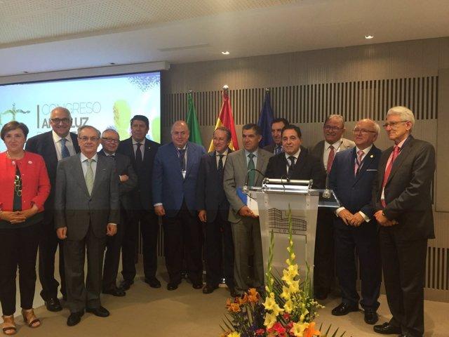 Congreso Andaluz de Derecho Sanitario en Granada