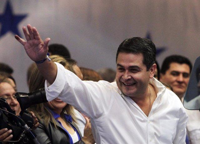 ELECCIONES EN HONDURAS, HERNANDEZ