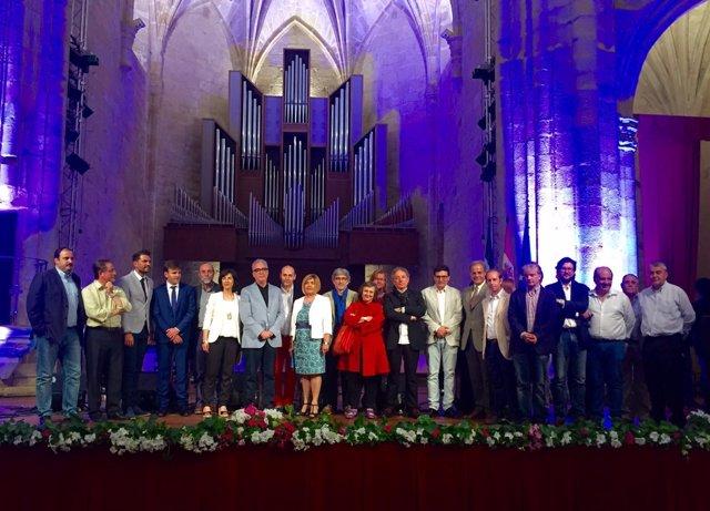 Premios literarios de la Diputación de Cáceres