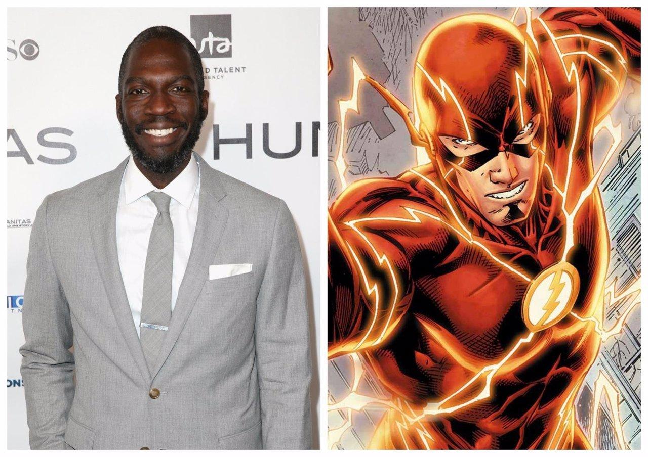 Rick Famuyiwa y The Flash