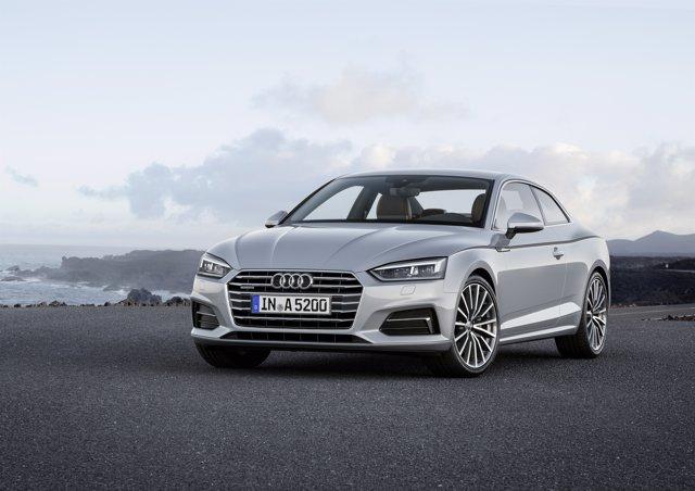Audi lanza la nueva generación del A5 en España en al segunda mitad de julio