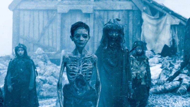 Así era la macabra muerte que Juego de tronos no quiso rodar en 'The Door'