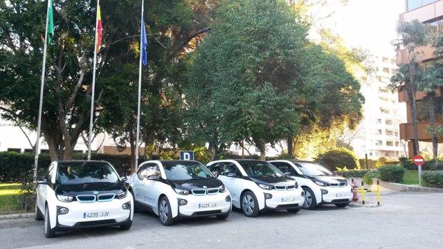 La DGT tendrá identificados desde septiembre los coches de 'car sharing'