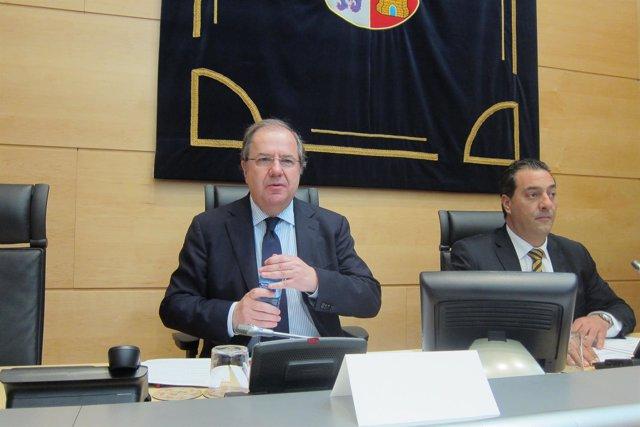 Herrera comparece en la Comisión de Investigación del HUBU