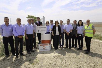 Sellado el vertedero de residuos sólidos no peligrosos de General Motors España