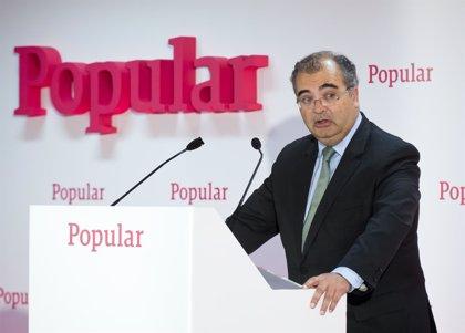 Popular acumula una caída del 1% en la primera semana de su ampliación de capital