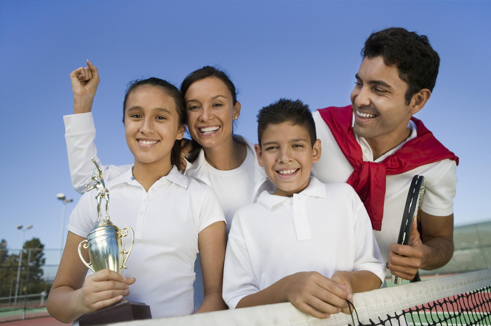 Puntos comunes en padres de hijos exitosos