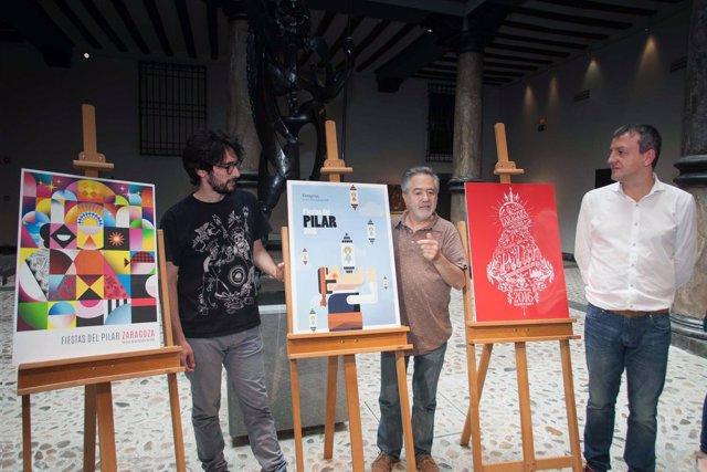 Ganadores del Cartel de las Fiestas del Pilar 2016