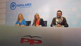 """El PPCV, sobre la presencia de Barberá en campaña: """"Tiene muchas cosas de las que ocuparse"""""""