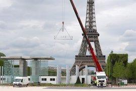 La Policía de París dispondrá de 3.000 policías adicionales para la Eurocopa