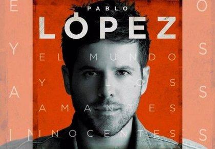Pablo López recibe tres Discos de Platino por El mundo y los amantes inocentes