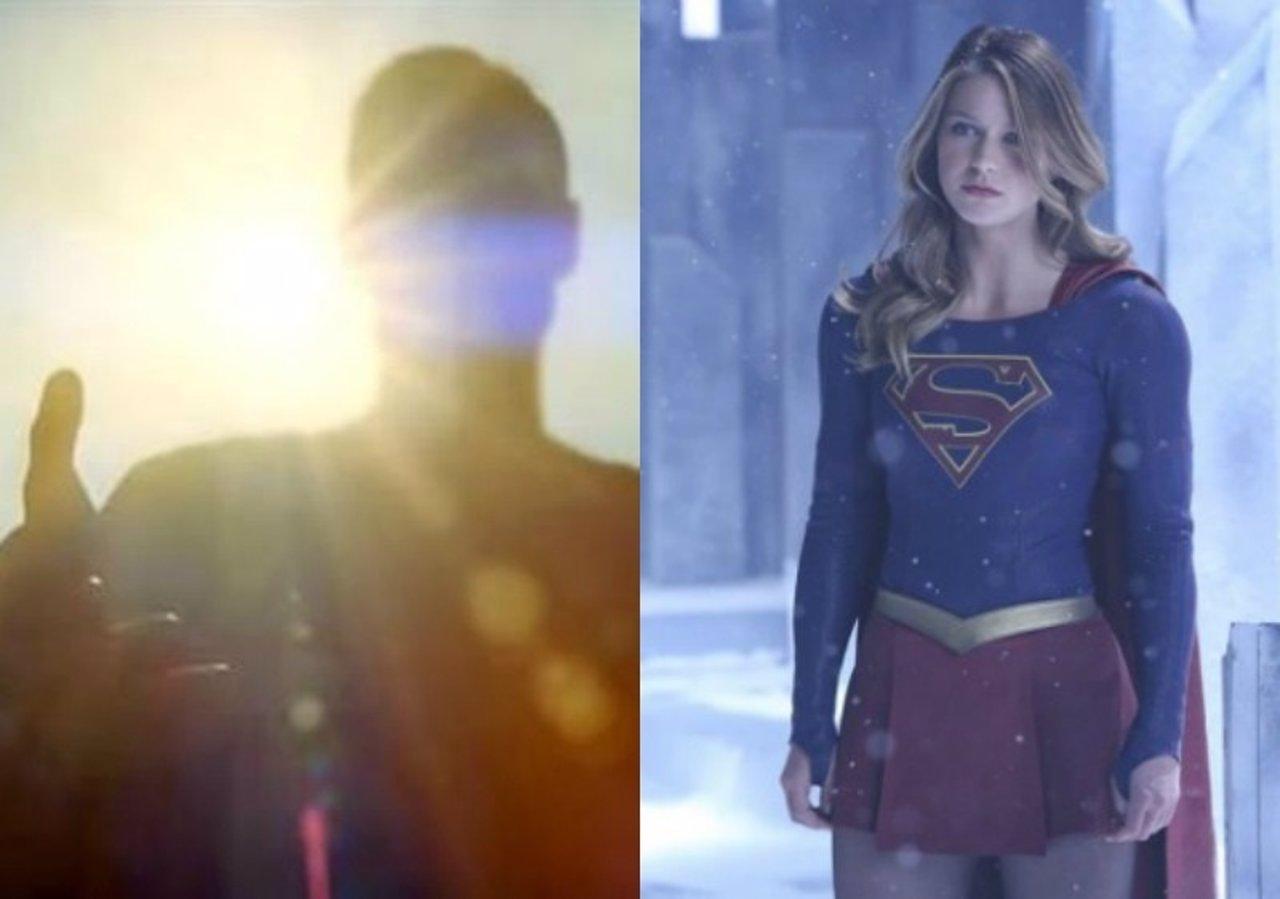 Melissa Benoist es Kara Danvers en Supergirl