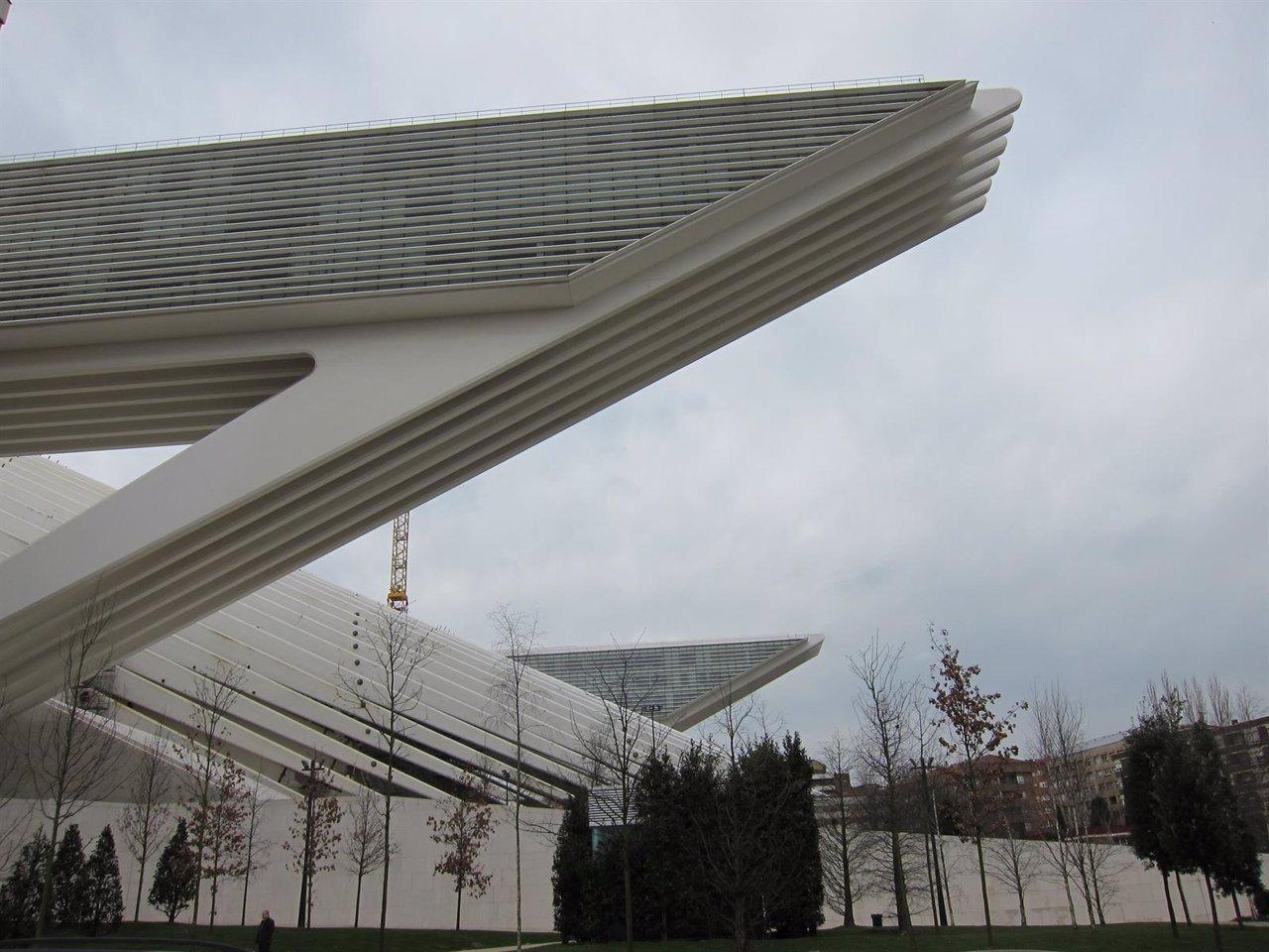 Edificio de Calatrava de Oviedo