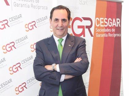 José Rolando Álvarez, reelegido presidente de la patronal de sociedades de garantía recíproca