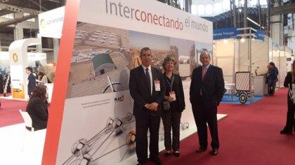 El aeropuerto de Teruel se promociona en el Salón Internacional de Logística de Barcelona