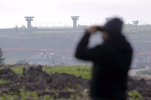 Prisión del Altiplano, de la que escapó el Chapo Guzmán