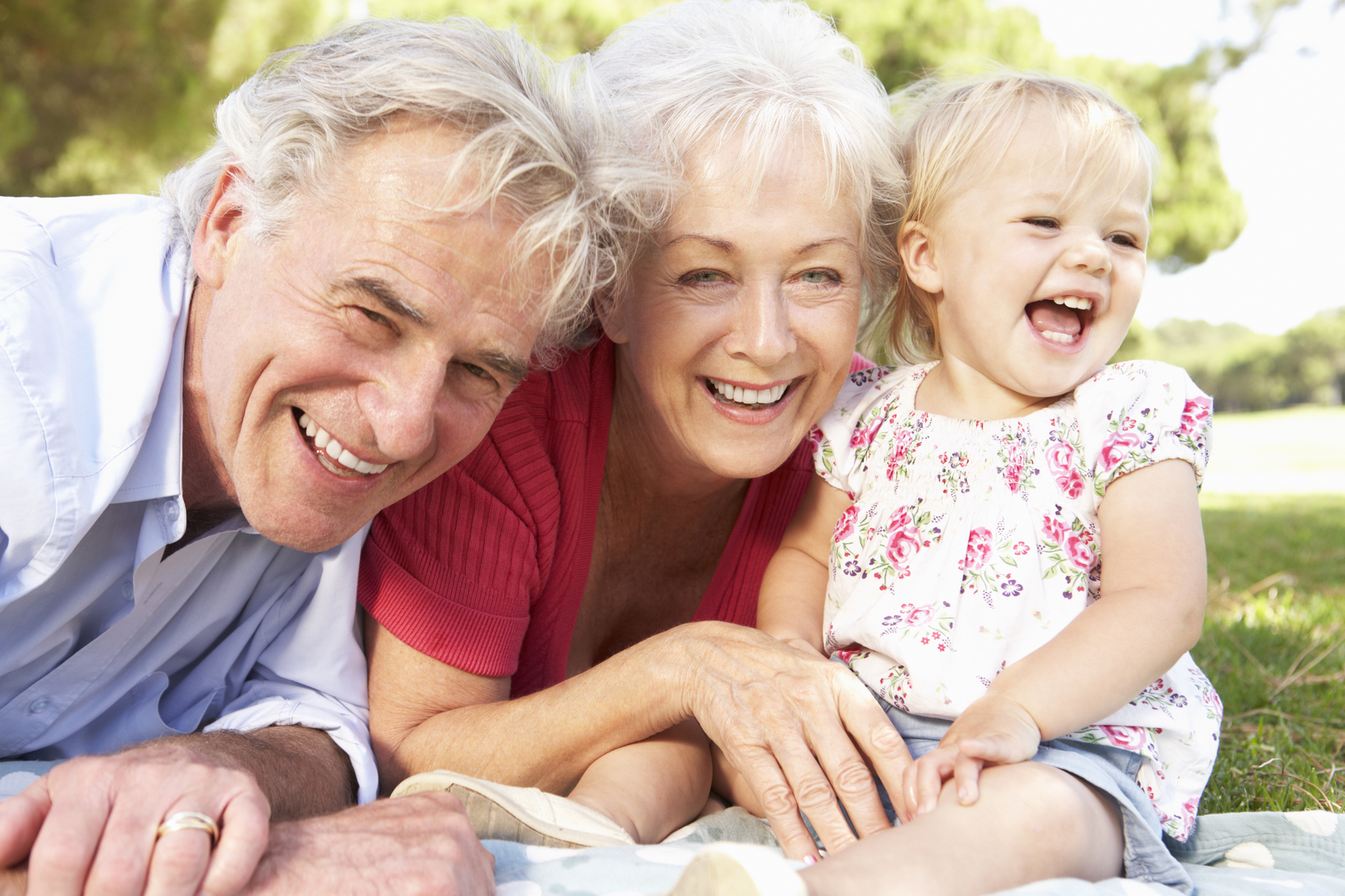 Los abuelos y su relación en la familia