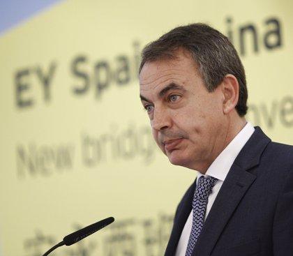Zapatero y Mogherini se reunirán para abordar la situación de Venezuela