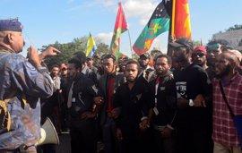 El Gobierno de Papúa Nueva Guinea desmiente la muerte de cuatro estudiantes durante una manifestación