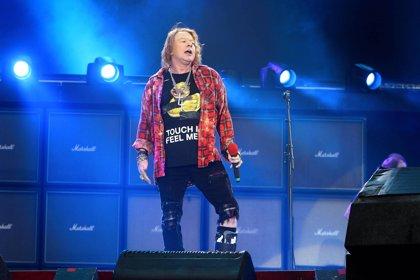Axl Rose planea grabar nuevas canciones con Guns n' Roses y AC/DC