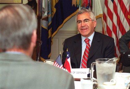 Mario Fernández Baeza, nuevo ministro de Interior chileno