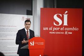 """Sánchez advierte a Iglesias: """"El socialismo se lleva en el corazón. La socialdemocracia no se vende por catálogo"""""""