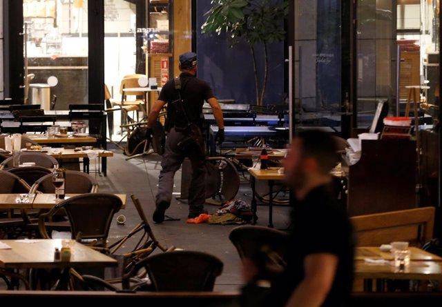 Tiroteo en Tel Aviv atribuido a dos palestinos