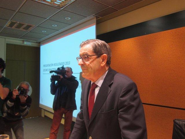 Mario Fernández (expresidente de Kutxabank)