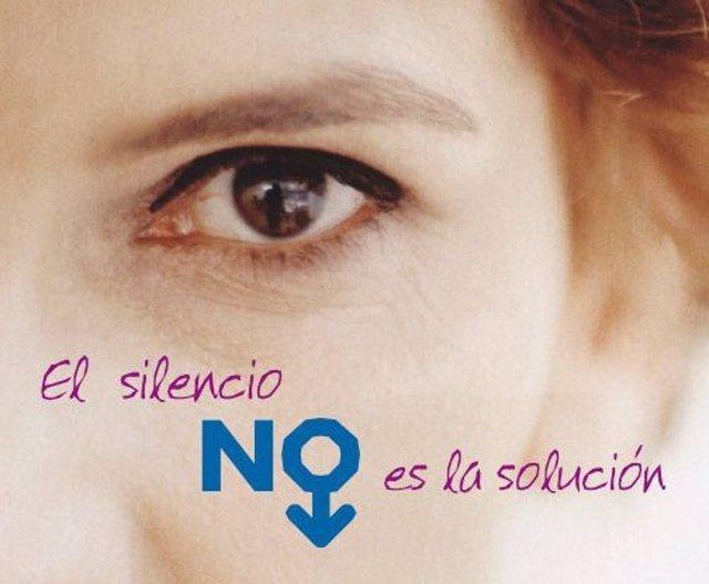 Campaña con motivo del Día Internacional contra la Violencia de Género