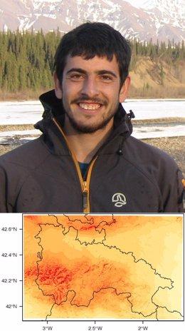 Fernando Antoñanzas y su mapa de radiación solar