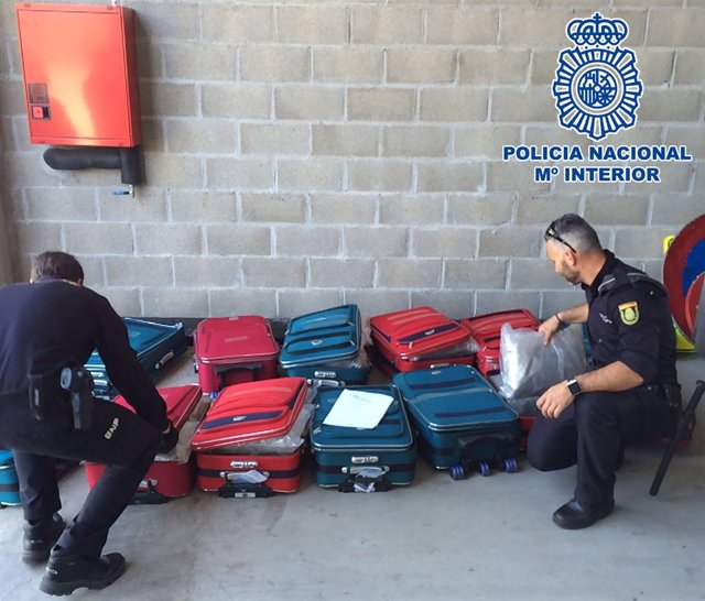 Interceptados dos cargamentos de marihuana en la provincia de Huesca