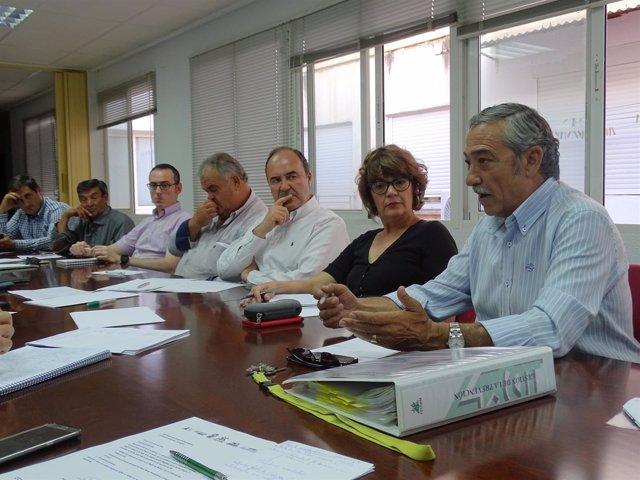 Ndp Fecoam: Reunión Sector Frutos Secos
