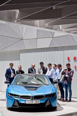 Jornadas con estudiantes de BMW