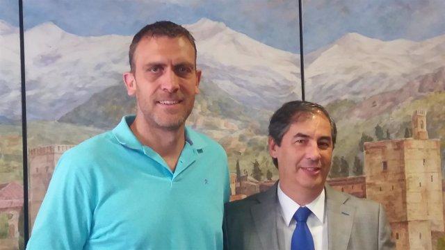 Iñaki de Miguel y Javier Tejedor