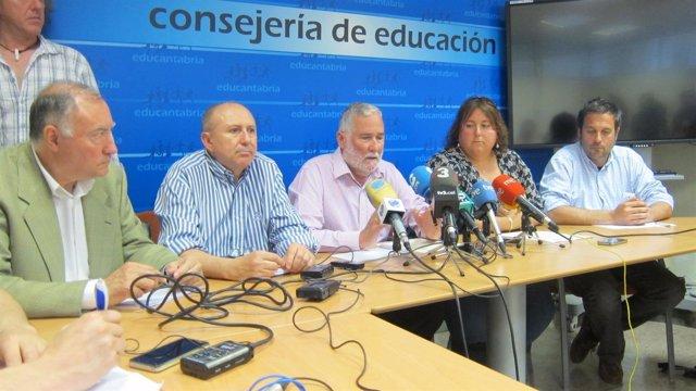 Consejería de Educación y FAPA firman un acuerdo
