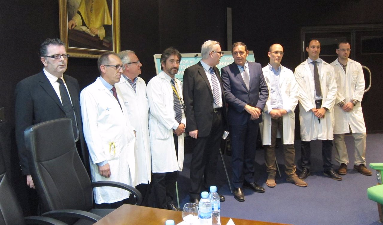 Entrega de los Premios de Investigación Biomédica en el Clínico de Valladolid
