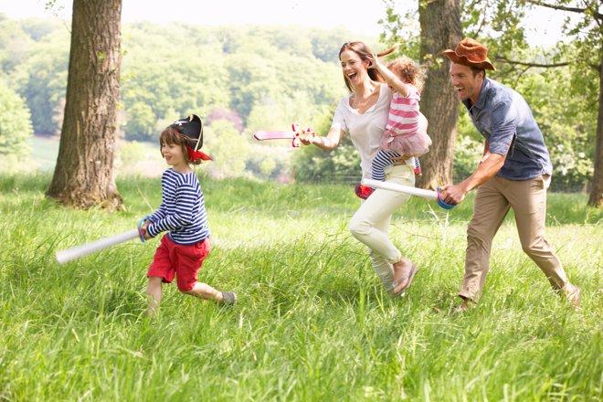 Juegos anti-estrés para relajarte con tus hijos