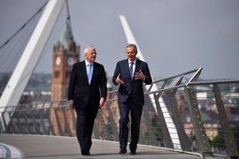 Blair y Major advierten de que el 'Brexit' amenazaría la unidad de Reino Unido