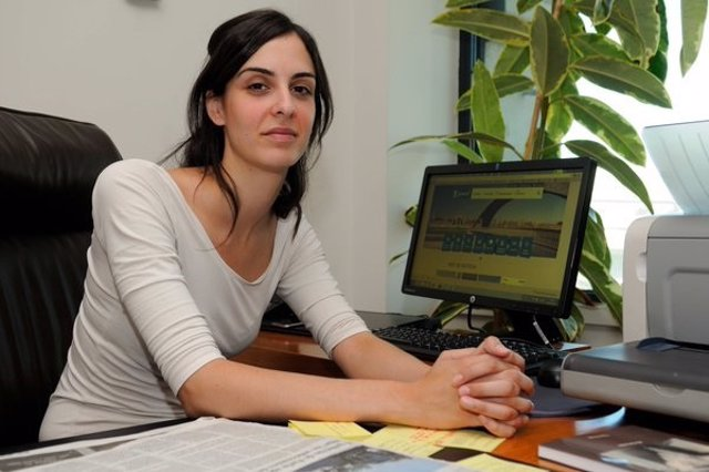 La portavoz del Gobierno municipal, Rita Maestre