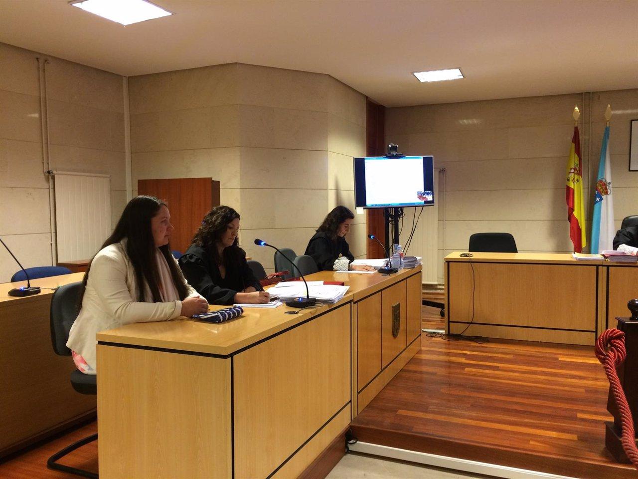Juicio en Santiago de Compostela