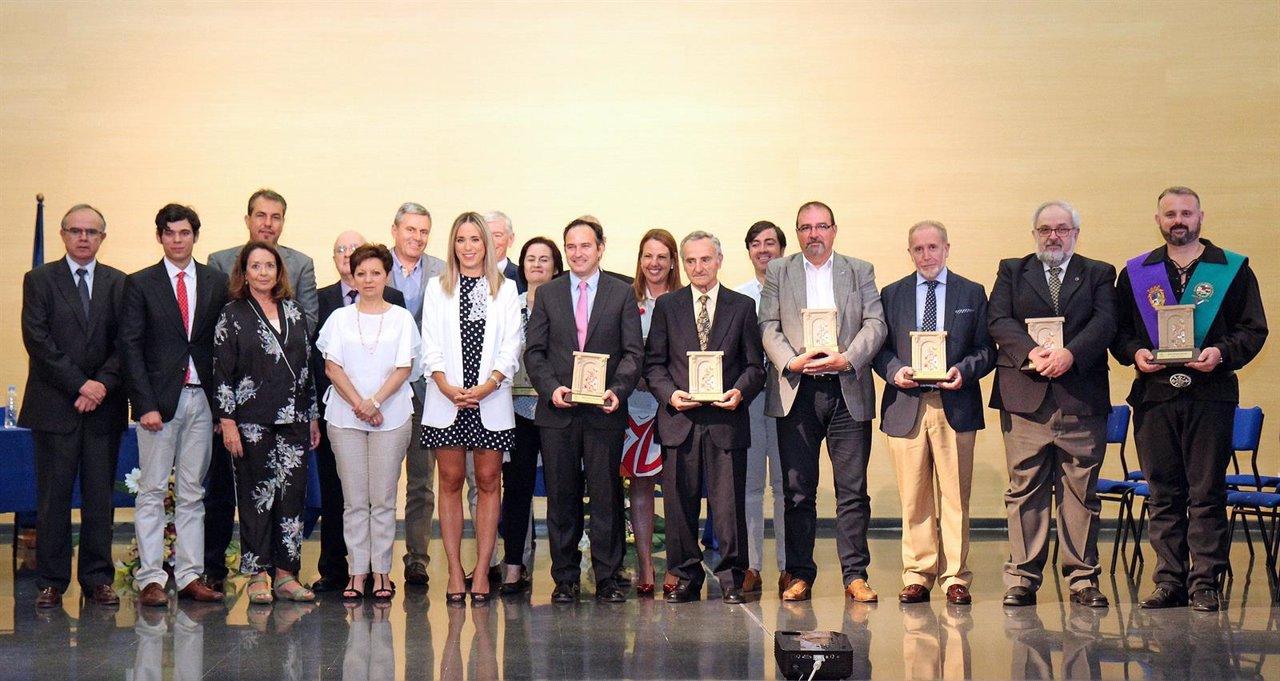 La Junta entrega las distinciones al mérito educativo en Málaga