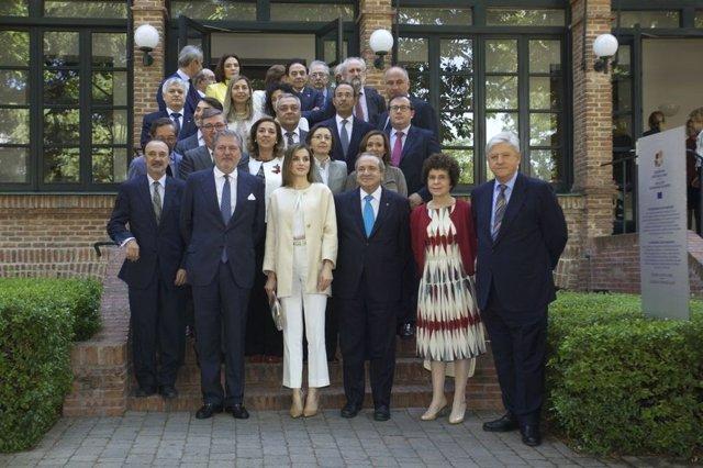 Aragón asiste al Patronato de la Fundación Residencia de Estudiantes