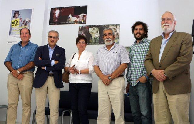 Comisión de bienestar animal en Andalucía.