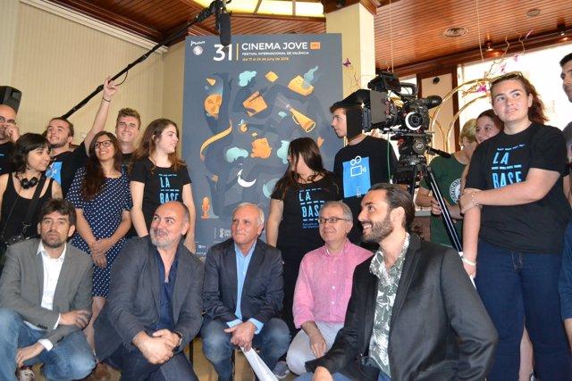 Presentación del 31 festival Cinema Jove