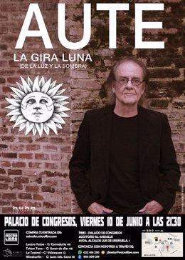 Luis Eduardo Aute llega con 'La Gira Luna' a Fibes
