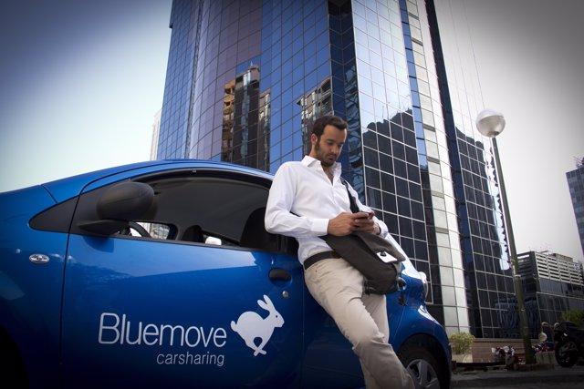 Compañía de 'carsharing' Bluemove