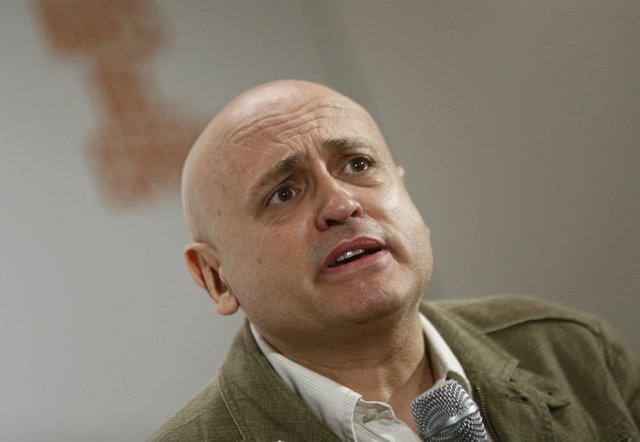 Nuevo director artístico del Teatro Español, Juan Carlos Pérez de la Fuente