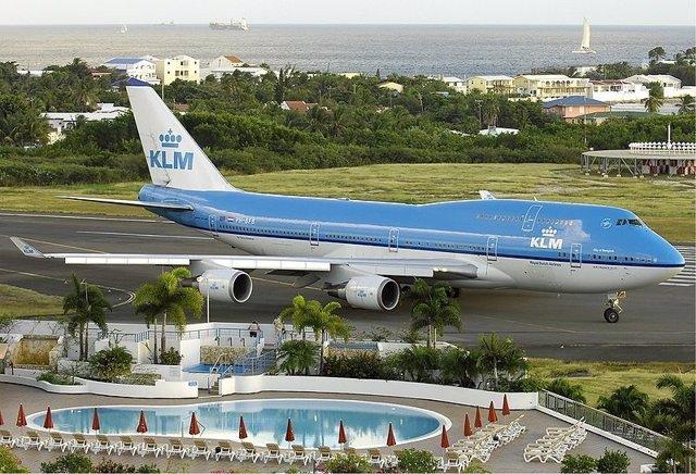 KLM Incrementa A Cuatro Las Frecuencias Entre Amsterdam Y Paramaribo