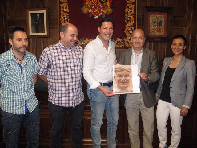 Nota Nuevos Cabezudos Teruel